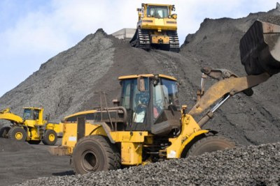 Mining Operations (file photo).