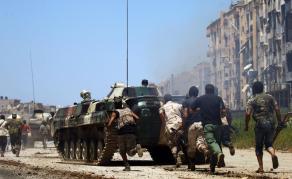 De nouveaux affrontements en Libye font au moins 5 morts