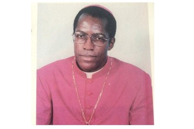 Mgr Jean-Marie Benoît Bala, l'évêque de Bafia
