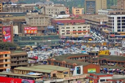 Kampala (file photo)