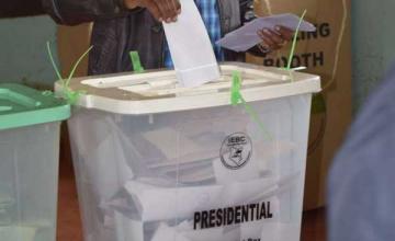 Big Weekend for Mauritania Electorates