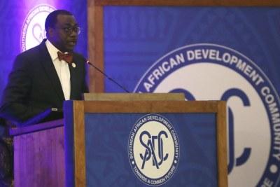 Discours du président Adesina au 37e sommet de la BAD