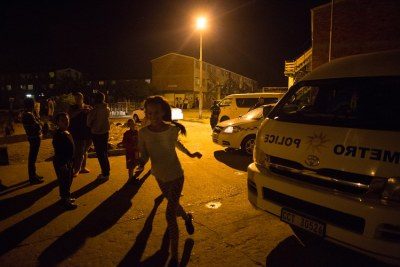 Cape Flats communities have little faith in the ability of the police to combat rampant gangsterism (file photo).