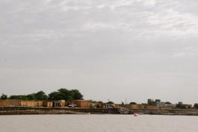 Dans plusieurs villages près du fleuve Sénégal, des habitations en banco, bois ou tôles, se sont envolées ou effondrées sur leurs propriétaires (photo d'illustration).