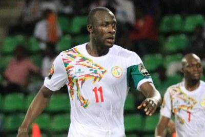 Le Sénégalais Cheikh Ndoye.