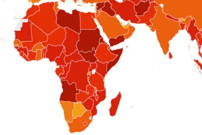 Transparency International's latest report shows that the vast majority of African nations rank below 50 on its Corruption Perceptions Index. The report - for 2016 - says only Botswana, Cape Verde, Mauritius, Rwanda and Namibia score above 50 on a scale of one to 100.