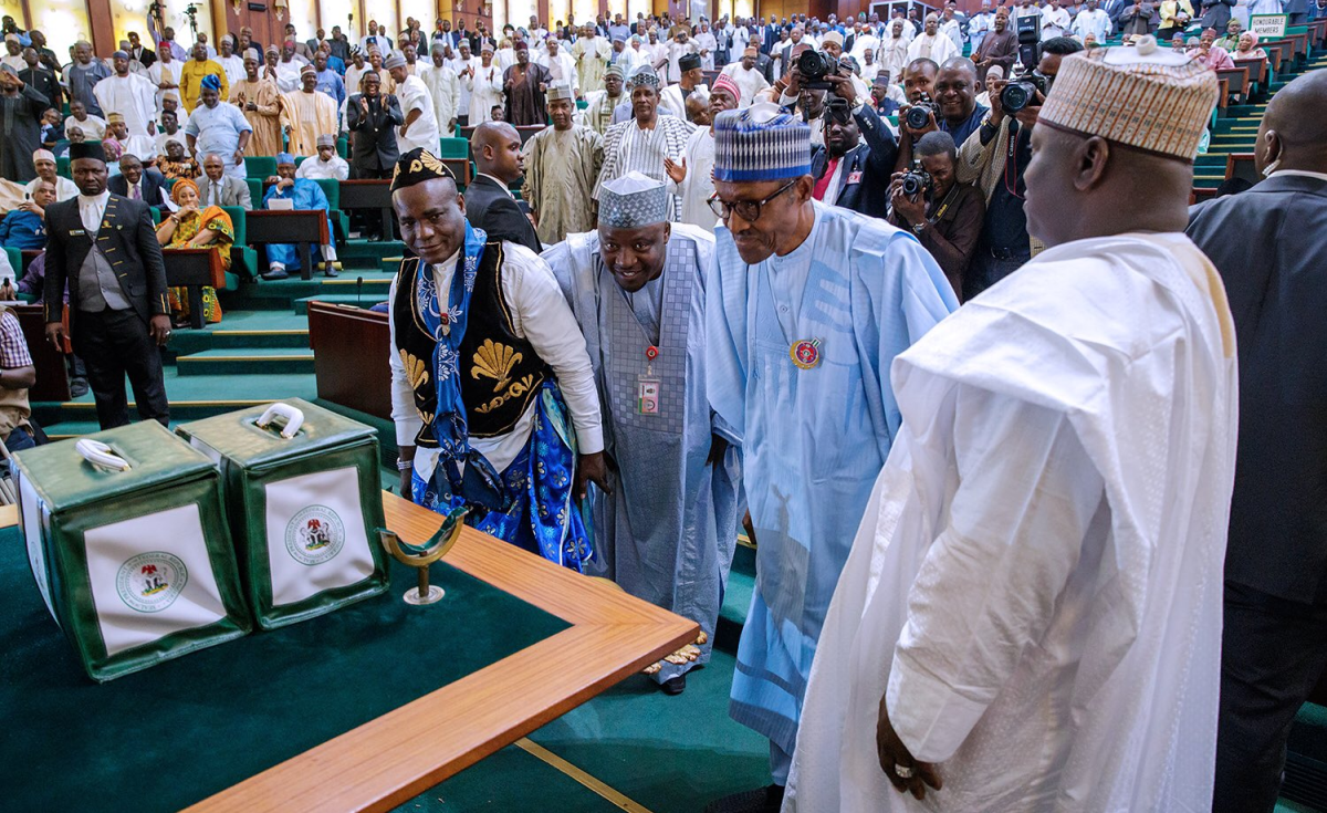 Nigeria: Buhari Signs 2019 Budget Today