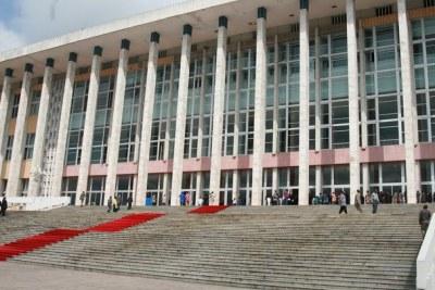 Assemblée nationale de la RDC