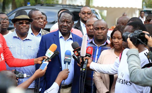 Kenya: You Are Ruining Your Legacy, US tells Opposition Leader