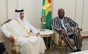 Le Qatar va financer un centre de soins contre le cancer au Burkina Faso