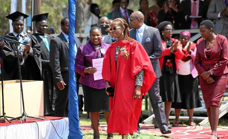 Zimbabwe: Zacc Says Grace (Phd) Innocent, Only Targeting Corrupt University Officials