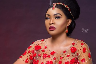 Mercy Aigbe.