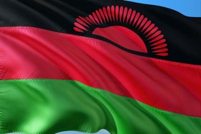 Malawi flag.