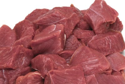 Top hotels import meat in Tanzania.