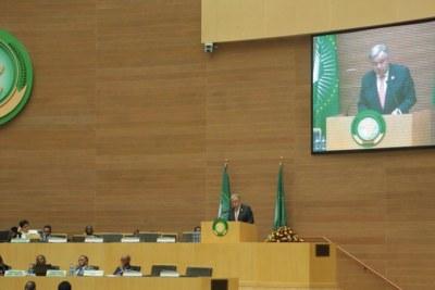 António Guterres L'ONU et l'Union africaine travaillent à travers le continent dans un partenariat solide.