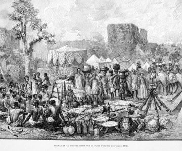 The Great Dahomey Kingdom, French Colonisers and Black Panther