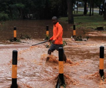 Heavy Rains Cause Havoc in Nairobi