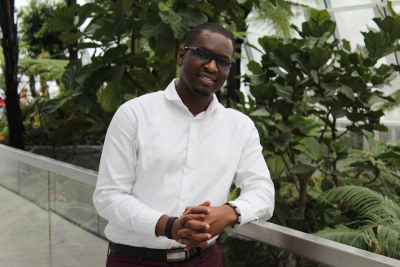 Timothy Kotin is a Ghanaian entrepreneur and the co-founder SuperFluid Labs, a data analytics platform based in Ghana and Kenya.