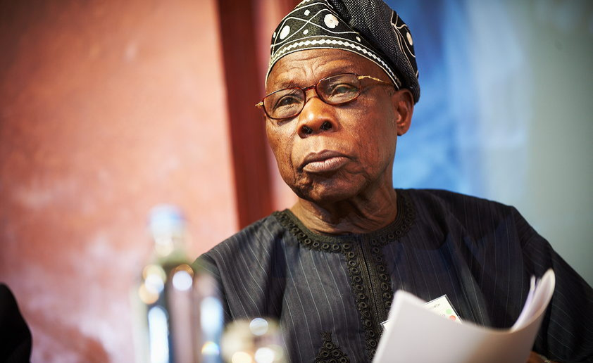 Nigeria: Obasanjo Denies Fleeing Nigeria, Says He's Ready to Vote