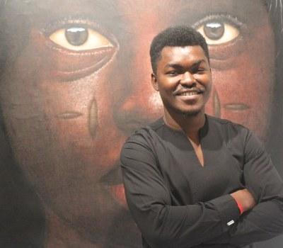 Meet Babajide Olatunji, Nigerian Artistic Genius Making Waves