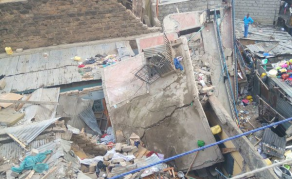 Condemned, Collapsed Building Claims Lives in Nairobi