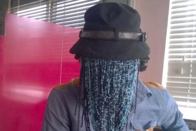 Ghanaian investigative journalist Anas Aremeyaw Anas, who captured the damning footage.