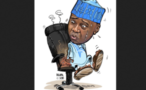 Saraki, Wife in Hot Water for Alleged Money Laundering