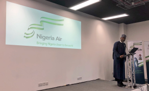 Nigeria Unveils Name, Logo of New National Airline