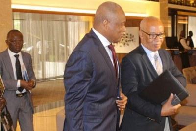 Le Commissaire à la paix et à la sécurité de la CEDEAO, le général Behanzin, est à Lomé ce jeudi, histoire de faire une dernière évaluation de la situation avant la feuille de route de la CEDEAO le 31 Juillet prochain.