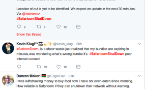 Kenya: Safaricom Subscribers Hit By Major Network Outage - allAfrica com