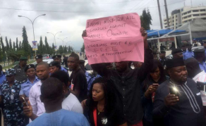 Protests Urging Journalist Ogundipe's Release Rock Abuja
