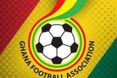 Logo de la fédération ghanéenne de football