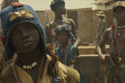 Strika in Beasts of No Nation.