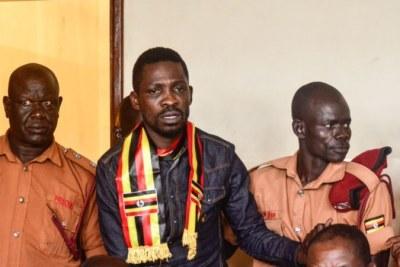 Bobi Wine.