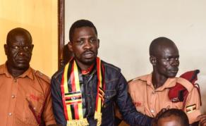 Libération de l'opposant ougandais Bobi Wine