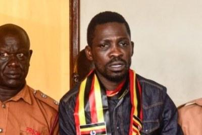 L'opposant ougandais Bobi Wine