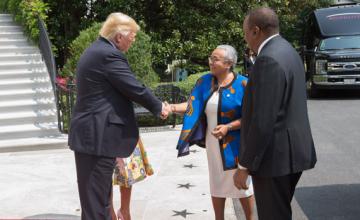 Kenya-U.S. Relations Reach New Heights