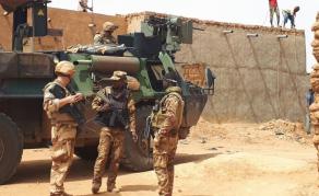 Frappe de Barkhane dans la région de Mopti au Mali