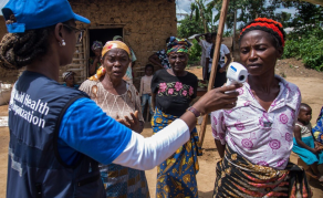 Fighting In Eastern DR Congo Hampers Efforts to Combat Ebola