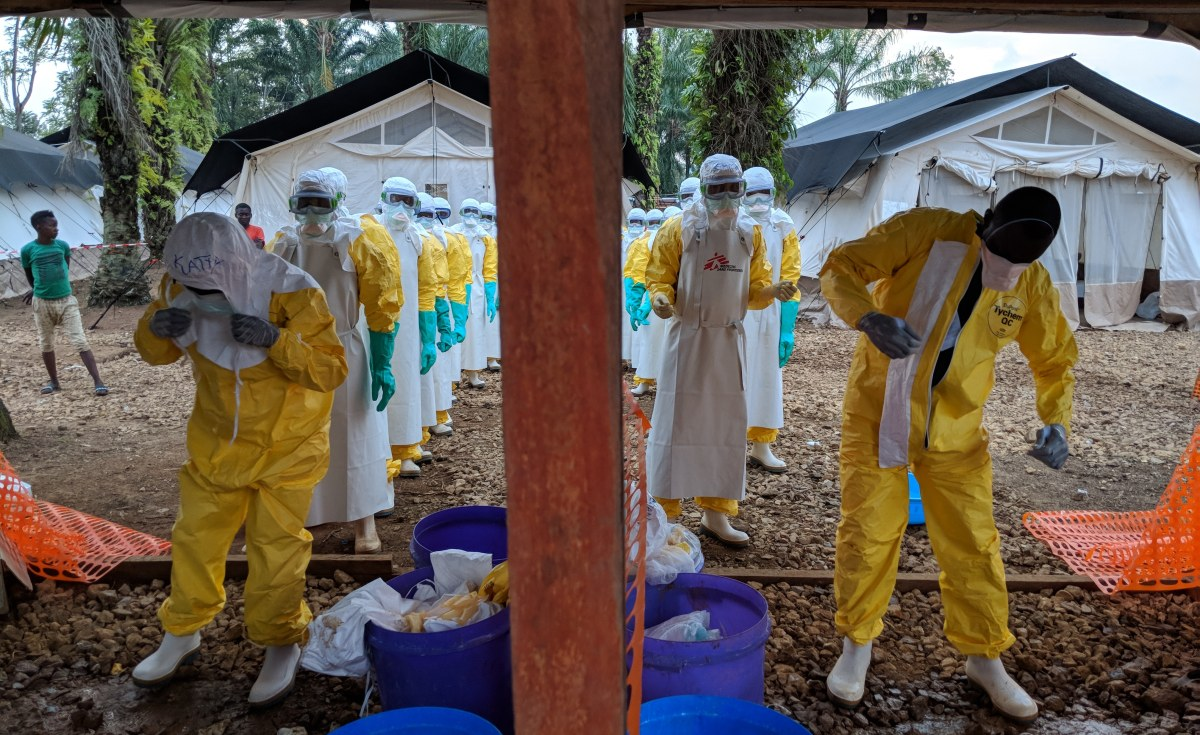 UN Changes Tack on Dr Congo Ebola Fight