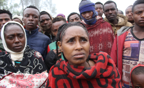 World Turns 'Blind Eye' to 1.4M Displaced Ethiopians - Aid Group
