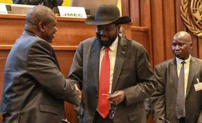 Les leaders sud-soudanais en «retraite spirituelle» au Vatican