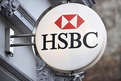 Global banking giant, HSBC.