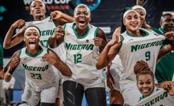 FIBA 2018 - Le Nigeria bat l'Argentine et écrit encore l'histoire