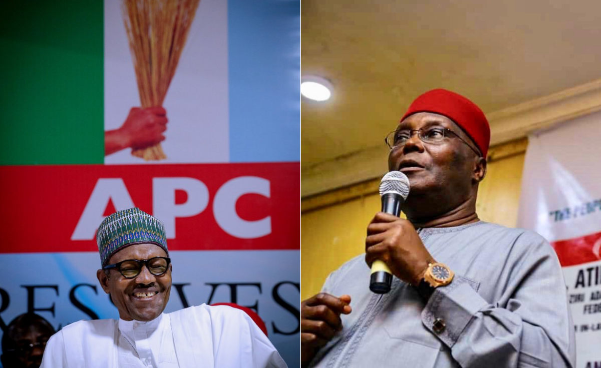 Nigeria todays election result