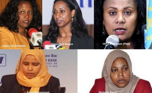 Ethiopian PM Abiy Ahmed hands half of cabinet to women