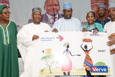Dangote started his foundation in 1981, with a mission to enhance opportunities for social change through strategic investments that improve health and wellbeing, promote quality education, and broaden economic empowerment opportunities.