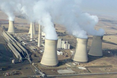 Arnot Power Station, Middelburg, Mpumalanga (file photo).