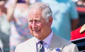 Le prince Charles en tournée en Afrique