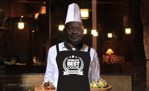 Head of the House Never Goes into the Kitchen - Museveni